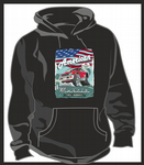 KOOLART AMERICAN MUSCLE CAR Design For Retro Chevy Chevelle Unisex Hoodie